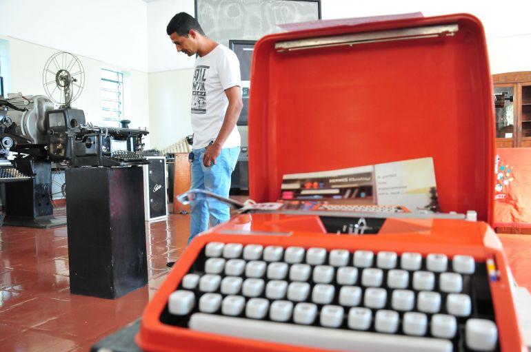 Marcio Oliveira:Quem conhece pode, com a exposição, relembrar importância do objeto facilmente encontrado em décadas passadas