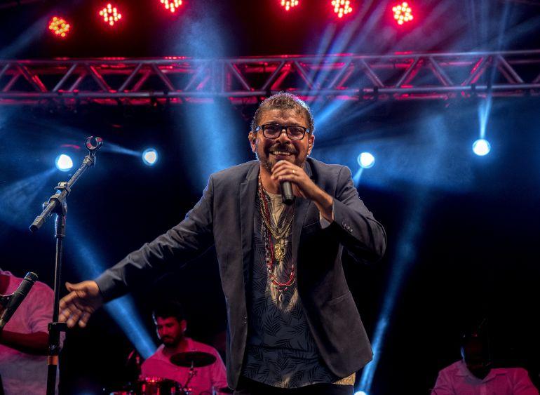 Divulgação/ Zanete Dadalto:Tunico está pela terceira vez na cidade; show irá trazer 14 músicas em homenagem a trajetória de Martinho da Vila