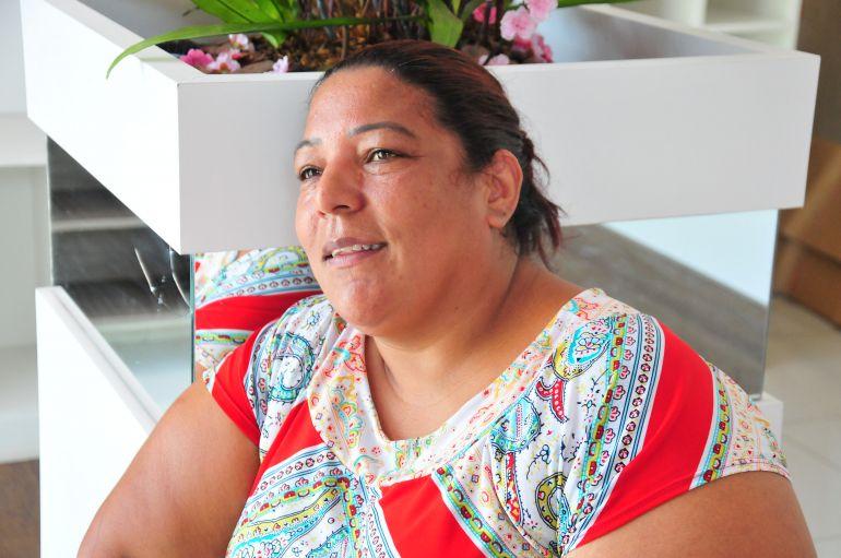 Marcio Oliveira - Eliete lamenta a reprovação do filho, mas concorda com o sistema