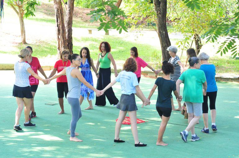 Marcio Oliveira:Normalmente, mulheres participam mais da atividade em grupo