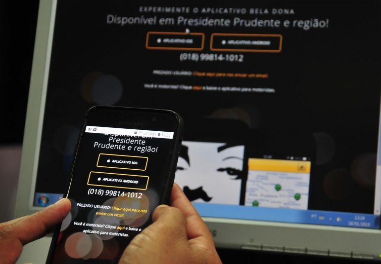 Marcio Oliveira - Aplicativo está disponível para download gratuito nas plataformas Play Store e Apple Store