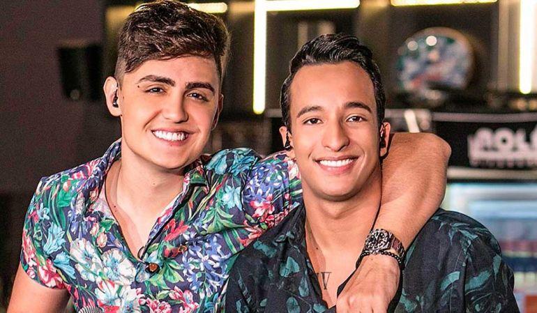 Divulgação:Sertanejos PH & Michel cantam há quatro anos juntos, mas como dupla seguem carreira há aproximadamente dois anos