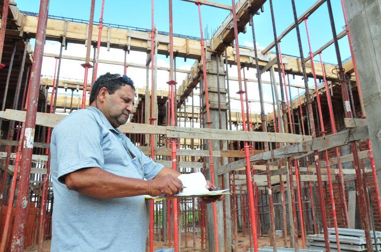 Arquivo - Para Prefeitura, dados podem refletir retomada da construção civil na cidade