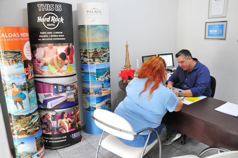 Arquivo - Contrapartida positiva é destacada como contratação para mais viagens nacionais