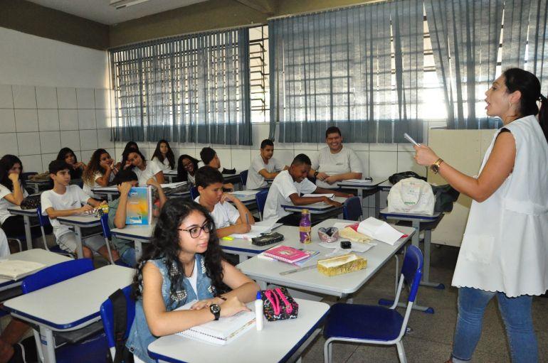 Arquivo  - Saresp avalia alunos dos mais diversos anos nas matérias de língua portuguesa e matemática
