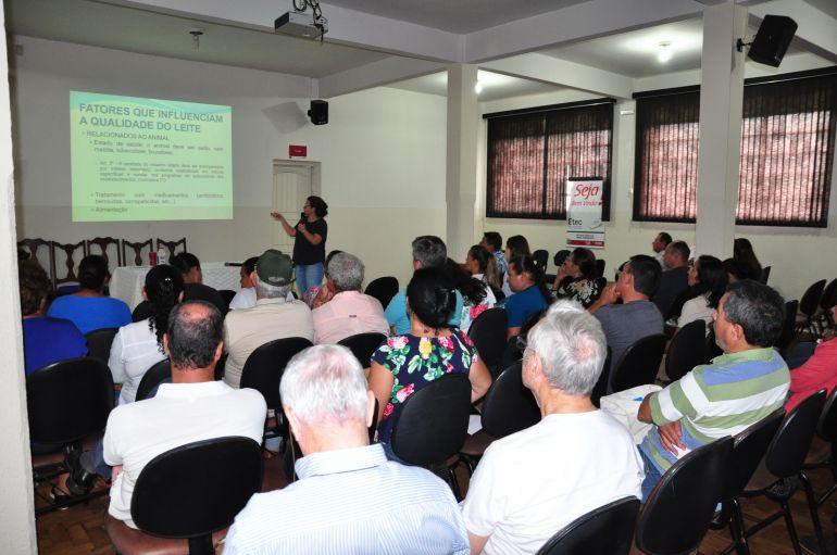 José Reis - Cerca de 100 produtores receberam capacitação para fomentar produção do queijo