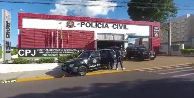Polícia Civil - Operação interestadual foi deflagrada por delegacias regionais