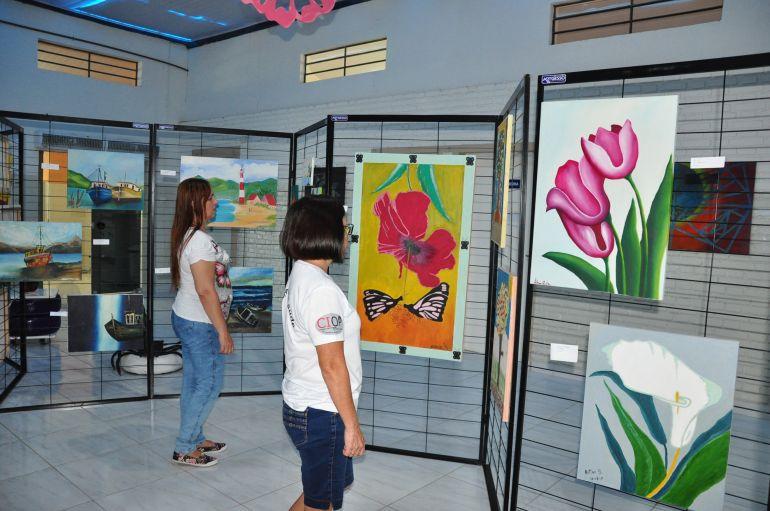 José Reis:Exposição compila trabalhos desenvolvidos por cerca de 50 pacientes do Caps da Cohab