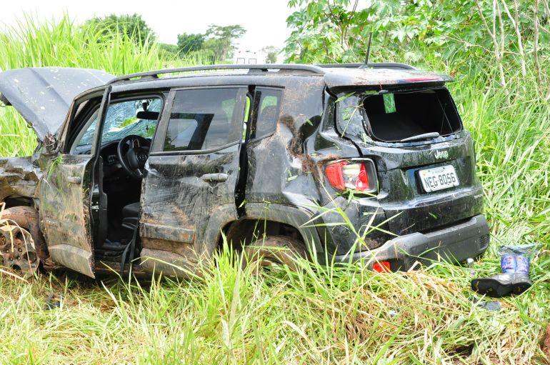 José Reis - Laudo pericial deverá apontar circunstâncias do acidente